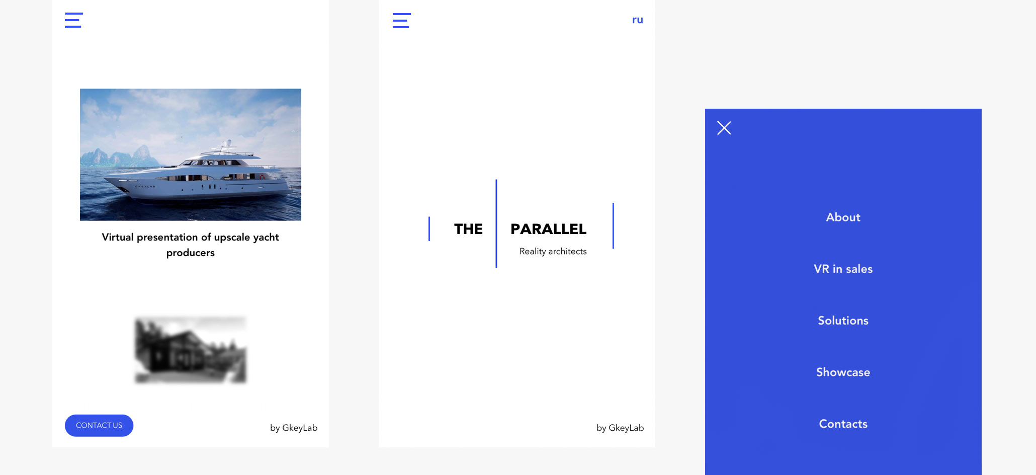 The Parallel Website Preview